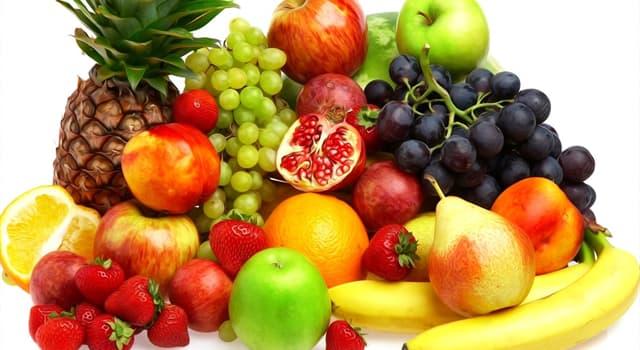 Культура Запитання-цікавинка: Який фрукт в Азербайджані вважається королем фруктів?