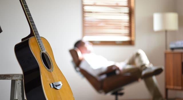 Культура Запитання-цікавинка: Який музичний інструмент зображений на фото?