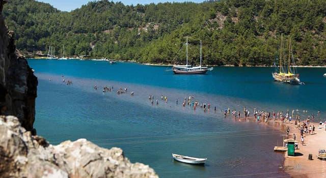 Географія Запитання-цікавинка: Якій державі належить більшість островів Егейського архіпелагу?