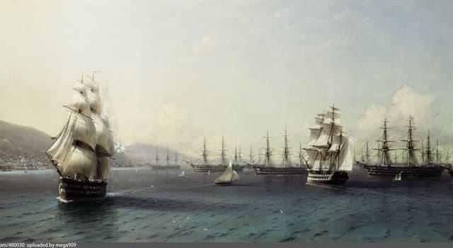 Історія Запитання-цікавинка: Хто вважається творцем Чорноморського військового флоту і його першим володаря?