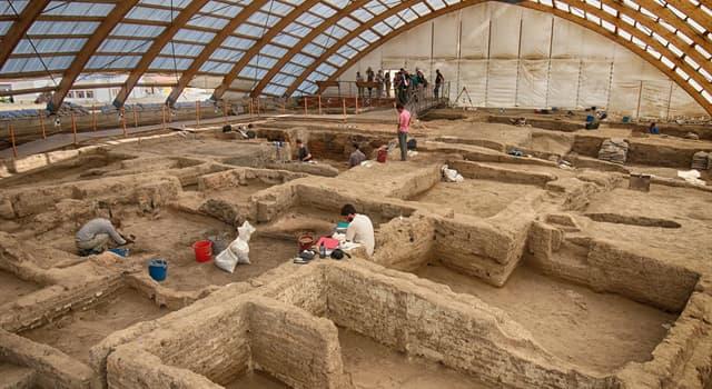 Історія Запитання-цікавинка: На території якої сучасної країни знаходиться найбільше виявлене неолітичне поселення Чатал-Гуюк?