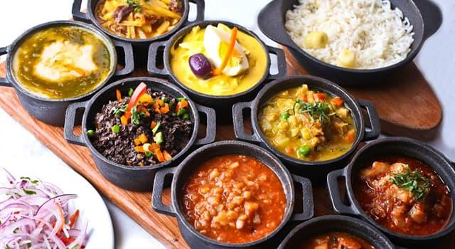 Культура Запитання-цікавинка: Скільки існує видів перуанської кухні?