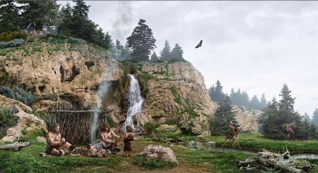 Географія Запитання-цікавинка: Де знаходиться долина Неандерталь?