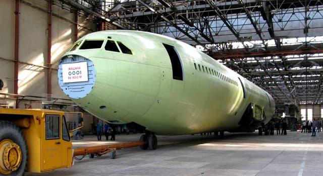 Суспільство Запитання-цікавинка: Як називається корпус літального апарату?