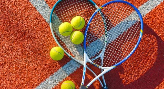 Спорт Запитання-цікавинка: Як називається партія у великому тенісі?