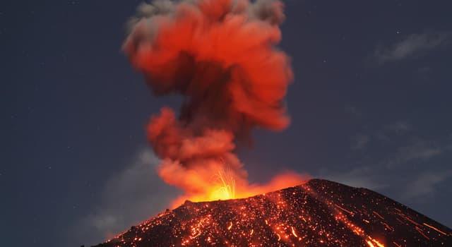 природа Запитання-цікавинка: Як називають вулкан, виверження якого може спровокувати зміну клімату на планеті?