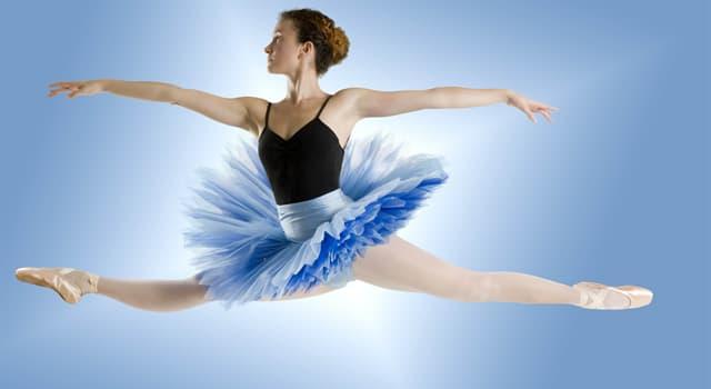 Культура Запитання-цікавинка: Як називають жіночий балетний костюм?
