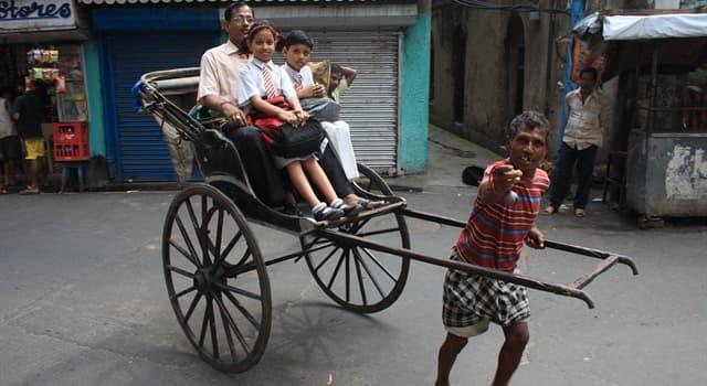 Суспільство Запитання-цікавинка: Який вид транспорту зображений на фото?