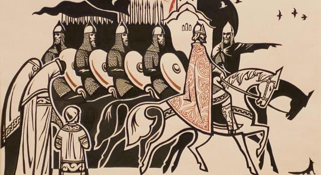 Культура Запитання-цікавинка: Хто є автором «Слово о полку Ігоревім»?