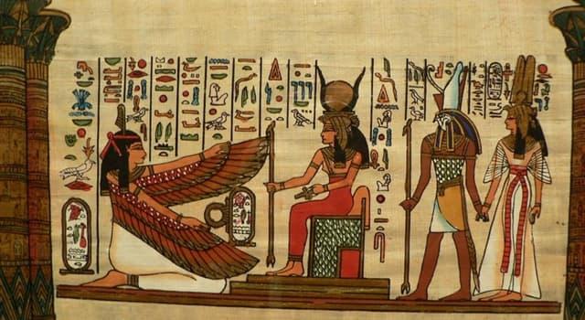 Історія Запитання-цікавинка: На чому писали в Стародавньому Єгипті?