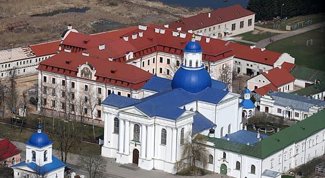 Культура Запитання-цікавинка: В якій країні знаходиться Жировичського монастир?
