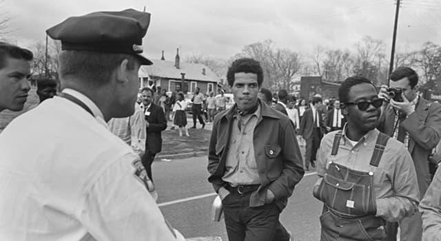 Películas Pregunta Trivia: ¿Qué película del 2014 está basada en las marchas de 1965 en EE. UU. por los derechos de los votantes negros?