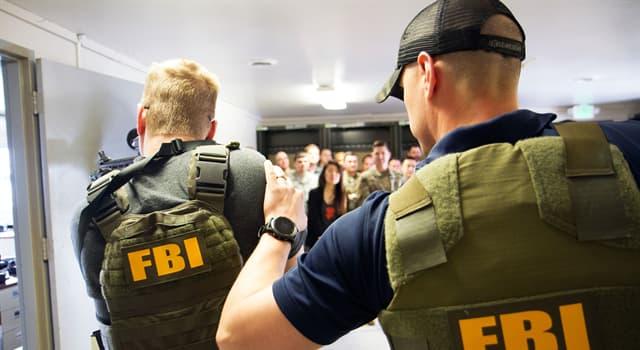 Películas Pregunta Trivia: ¿Qué serie de televisión sigue a un grupo de investigadores del FBI que se dedican a la perfilación criminal?
