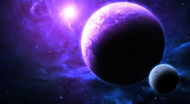 Сiencia Pregunta Trivia: ¿Cuál es el planeta enano más cercano al Sol?
