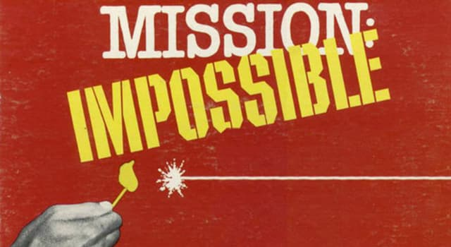 """Movies & TV Trivia Question: Which of these actors starred in the first season of """"Mission Impossible""""?"""
