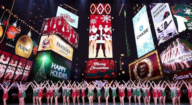 Culture Trivia Question: Which year was the famed 'Rockettes Dance Company' founded?