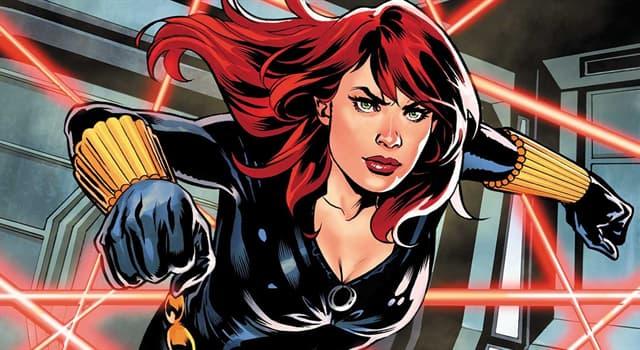 Filmy Pytanie-Ciekawostka: Która aktorka zagrała rolę Czarnej Wdowy w filmach Marvel Cinematic Universe?
