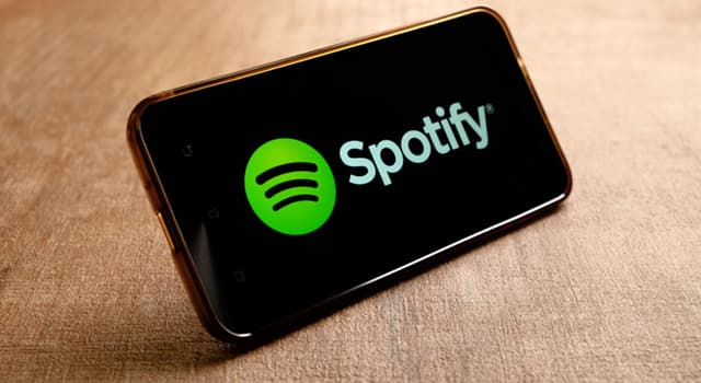 """Society Trivia Question: Where does the media service provider """"Spotify"""" come from?"""