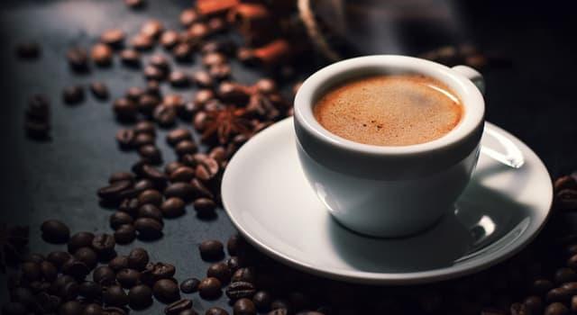 Cultura Pregunta Trivia: ¿Dónde se originó el café expreso?