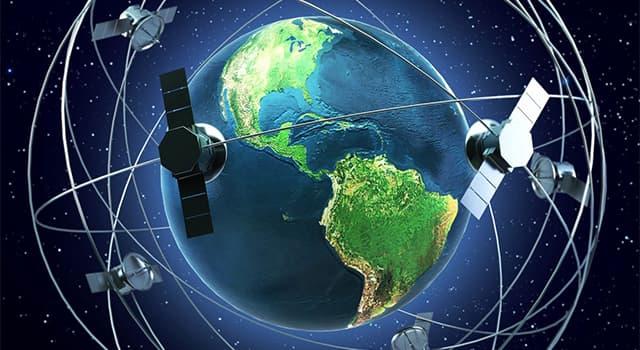 Wissenschaft Wissensfrage: Wieviele Satelliten umkreisten die Erde in 2017?