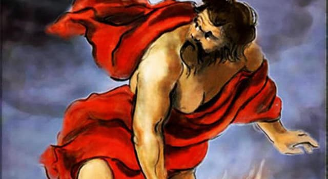 Культура Запитання-цікавинка: Ким, згідно давньогрецької міфології, був Прометей?