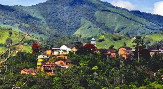Geografia Pytanie-Ciekawostka: Jaka jest oficjalna waluta Ekwadoru?