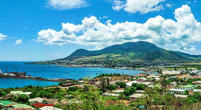 Geografía Pregunta Trivia: ¿Cuál es el país más pequeño del Caribe?