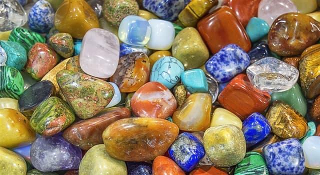 natura Pytanie-Ciekawostka: Który jest najdelikatniejszym minerałem?