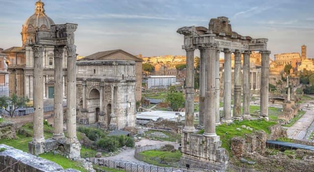 Historia Pregunta Trivia: ¿Cuál de los siguientes personajes históricos gobernó el Imperio Romano?