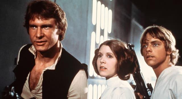 Películas Pregunta Trivia: ¿Qué raza alienígena de Star Wars procede de Endor?