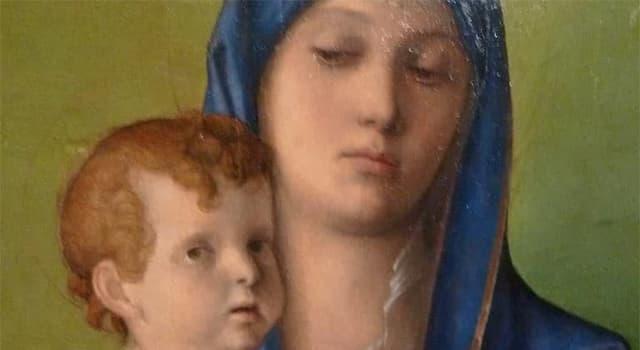 Kultura Pytanie-Ciekawostka: Kto namalował ten obraz?