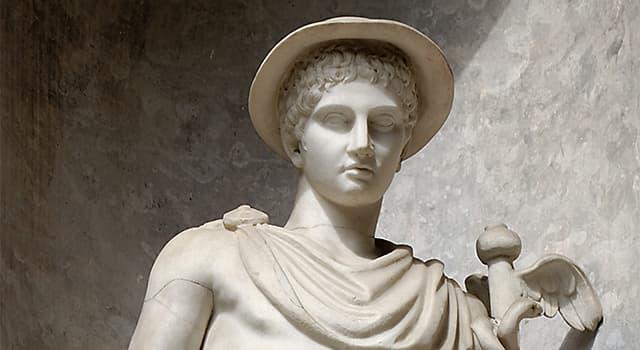 """Kultura Pytanie-Ciekawostka: """"Talaria"""" to nazwa jakiej skrzydlatej rzeczy noszonej przez greckiego boga posłańca?"""