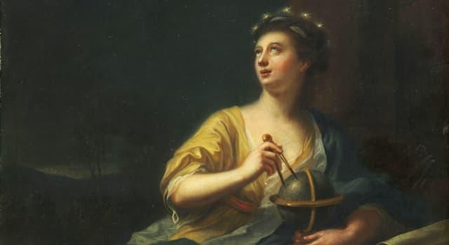 Cultura Pregunta Trivia: ¿Quién era la musa de la astronomía en la mitología griega?