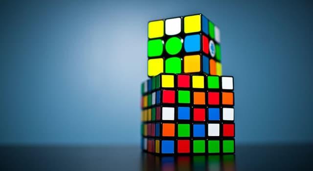 Sociedad Pregunta Trivia: ¿En qué siglo se inventó el cubo de Rubik?
