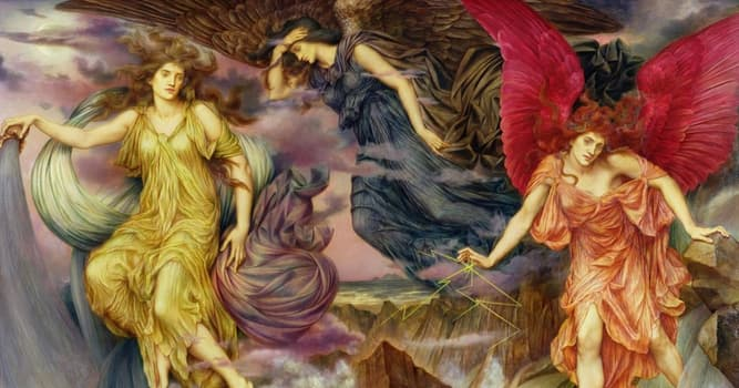 Culture Trivia Question: In Greek mythology, what is the name of the Fury that causes jealousy and envy?