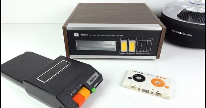 Kultura Pytanie-Ciekawostka: Jak nazywa się najstarsze znane urządzenie do zapisu dźwięku?