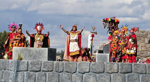 Historia Pregunta Trivia: ¿Quién fue el fundador del imperio Inca según algunos historiadores?