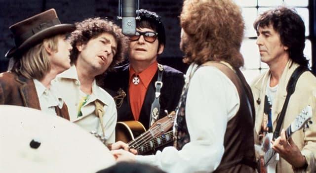 Cultura Pregunta Trivia: ¿Qué tienen en común las bandas de rock The Honeydrippers, The Firm y The Traveling Wilburys?