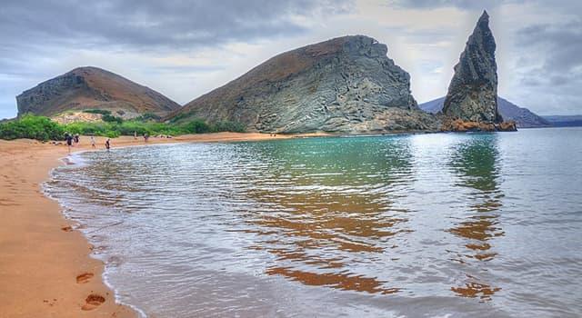 Geografía Pregunta Trivia: ¿En qué archipiélago está la isla de Bartolomé?