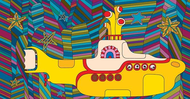 """Filmy Pytanie-Ciekawostka: Armia których istot zaatakowała Pepperland w filmie animowanym Beatlesów """"Żółta łódź podwodna""""?"""