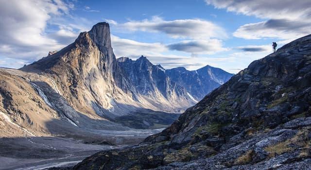 Geografía Pregunta Trivia: ¿De qué país forma parte la Isla de Baffin?