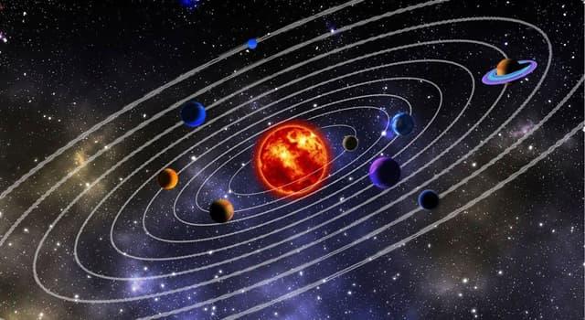 Сiencia Pregunta Trivia: ¿Cuál es el modelo heliocéntrico del universo?