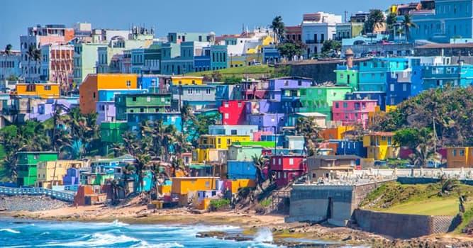 Geografia Pytanie-Ciekawostka: Co jest stolicą Portoryko?