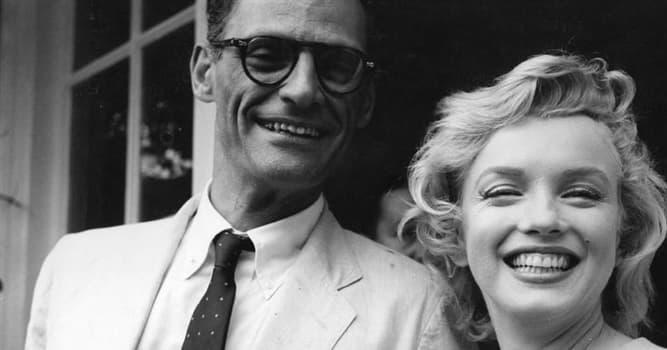 Filmy Pytanie-Ciekawostka: Do którego filmu 1961 roku z udziałem Marilyn Monroe scenariusz napisał Arthur Miller?