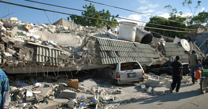 natura Pytanie-Ciekawostka: Gdzie miało miejsce drugie największe zarejestrowane trzęsienie ziemi w historii?