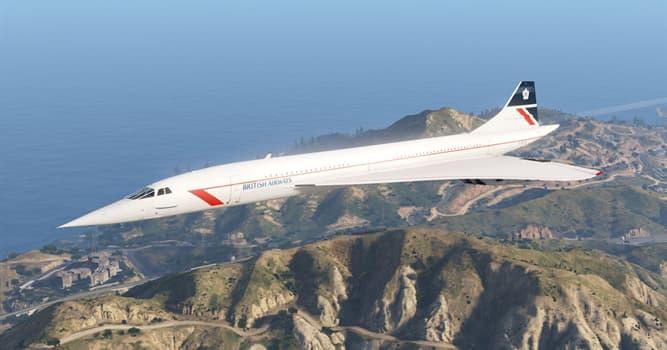 historia Pytanie-Ciekawostka: Ile wypadków fatalnych miały samoloty Concorde w trakcie swojej 27-letniej historii?