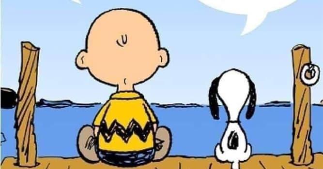 Filmy Pytanie-Ciekawostka: Jak ma na imię oraz jakiej jest rasy pies Charliego Browna?