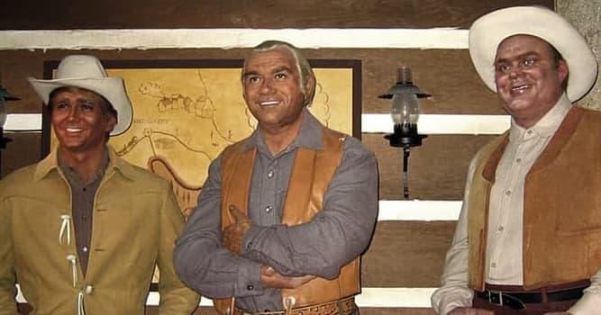 """Filmy Pytanie-Ciekawostka: Jak miał na imię kucharz rodziny Cartwrightów w amerykańskim westernowym serialu """"Bonanza""""?"""