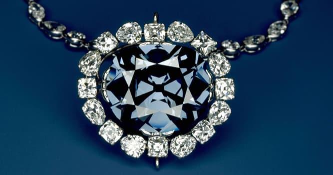 Kultura Pytanie-Ciekawostka: Który diament przedstawiono na obrazku?
