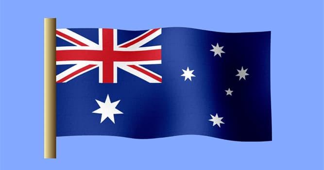 Kultura Pytanie-Ciekawostka: Jak nazywa się największa gwiazda na fladze Australii?